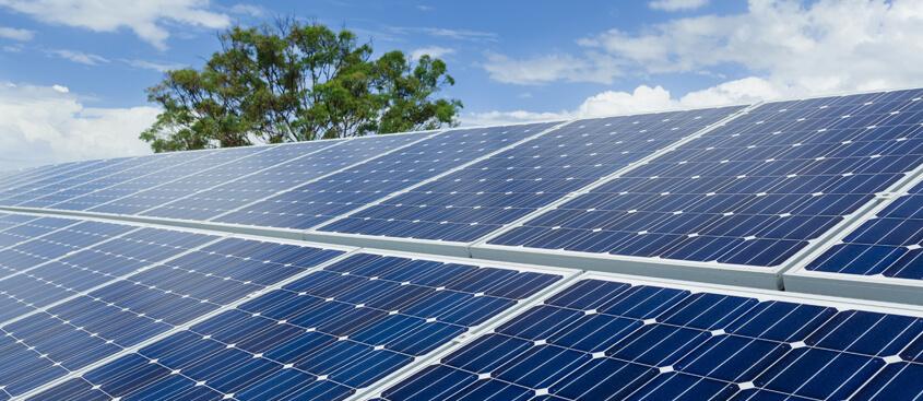 4,500 m² fotovoltaičnih panelov je začelo proizvajati solarno energijo